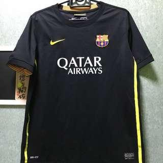 🚚 Authentic Barcelona Jersey Youth XL