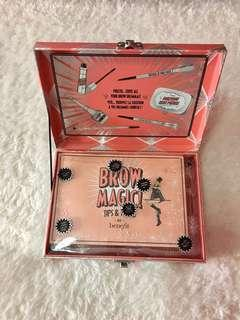 Benefit Magical Brows empty box