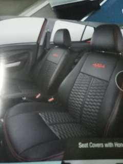 Axia se seat covers and door trim