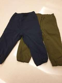 Uniqlo warm lined pants