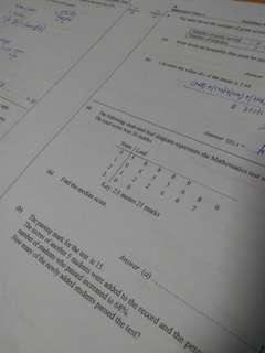 🚚 Sec 4/5NA Maths Mid-Year Exam (Past 3 years)