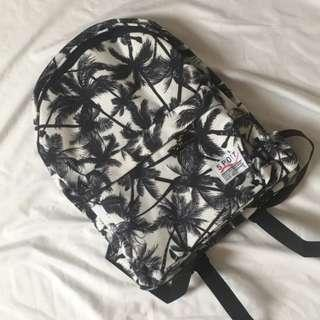 [po] palm trees backpack