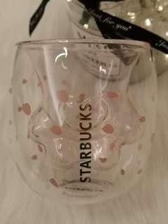 Starbucks 貓爪杯 Cat Cup