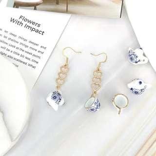 🚚 Teapot earring