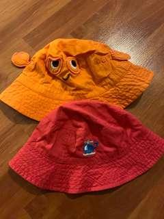 Mothercare & Unbranded Bucket Sun Hat