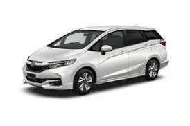 PHV Honda Shuttle Hybrid for rent