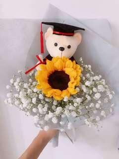 🚚 Graduation Bouquet ( EARLY BIRD $30)