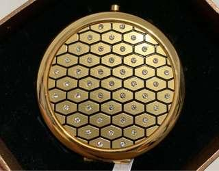 Compact Mirror (Gold)