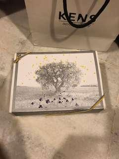 L'occitane Empty box
