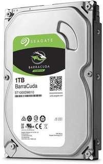Seagate Internal HDD 1 Tb