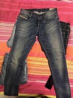 🚚 Diesel jeans Sleenker