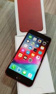 Iphone 8 plus 256gb Red special Edition