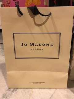 Jo Malone small paper bag
