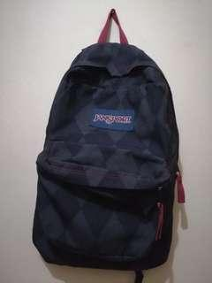 TasJansport Backpack original superbreak