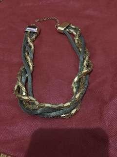 Chain Necklace Kalung Rantai