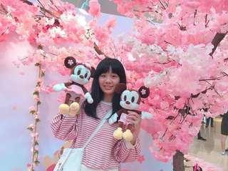 🚚 米奇米妮櫻花版