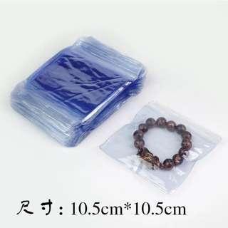 透明膠袋 10.5x10.5 cm