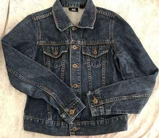 Women's Jag Jeans Blue Denim Jacket