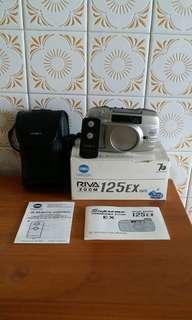 Minolta Riva Zoom 125EX with Remote Control