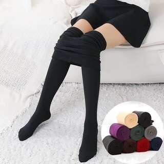 🚚 Black winter tights