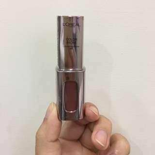 🚚 [ 全新未拆 ] L'Oréal巴黎萊雅純色訂製霧面 唇釉法式布蕾#102 #半價美妝市集