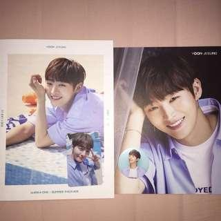 Yoon Jisung Summer Package