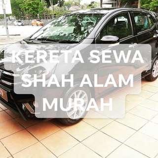 Car rental shah alam (booking for weekend)
