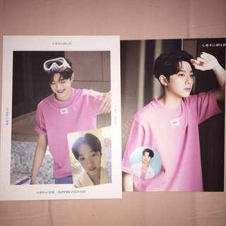Lai Kuanlin Summer Package