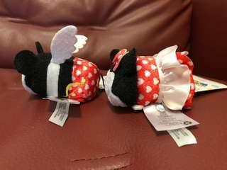 Mini Mickey & Minnie Tsum Tsum