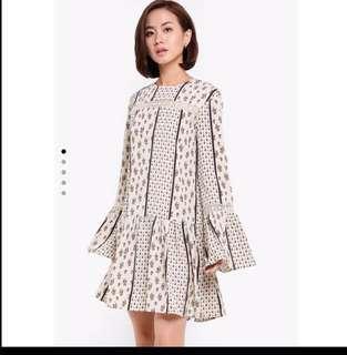 Zalora Printed Dress
