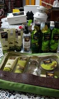 Herbalist Olive Oil bodywash, shampoo, facewash, Oil, Soap bar