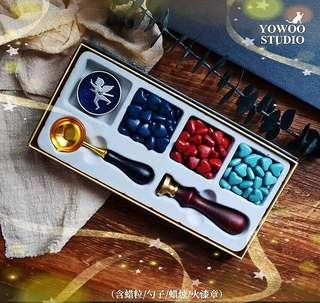 Sealing Wax (Set with Maple Leaf)