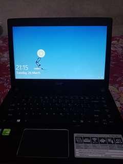 LAPTOP ACER E5-475g i5-7200U HDD 1TB RAM 4GB