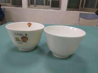 🚚 [Ericaca 愛挖寶] 品茗好夥伴,茶杯組全新未使用~特價2個100元💕