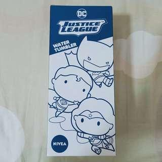 DC Comics Justice League Wonder Woman Water Tumbler Limited Edition