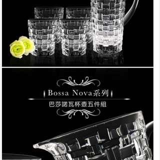 水晶杯壺組
