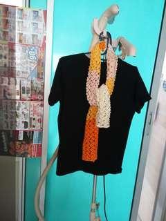 🚚 Handmade crotchet shawl