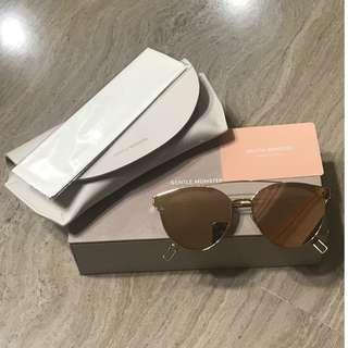 9a4921b78f4c Gentle Monster Last Bow Rose Gold Sunglasses