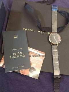 Jam tangan dw daniel wellington original