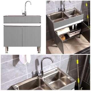 Preorder basin + cabinet , bathroom cabinets, kitchen sink , face wash bowl