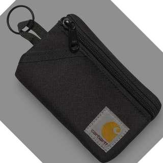 Carhartt WIP Barnes Coin Wallet Black