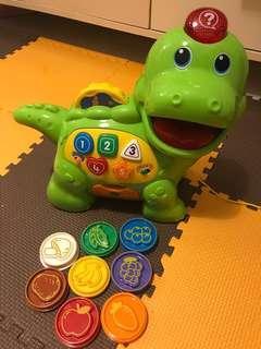 Vtech Feed Me Dino 恐龍