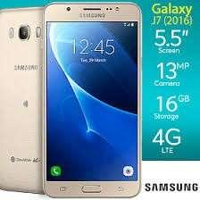 Samsung J710G gold