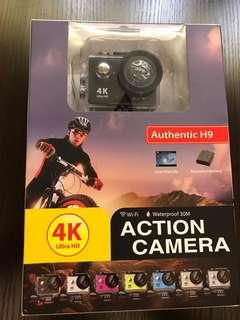 4K Auction Camera