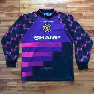 Manchester United GK Home Kit 96/97