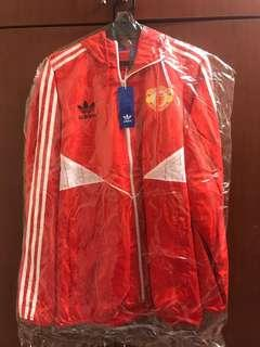 Adidas Windbreaker manchester united