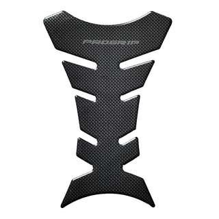 (Left 1 only)3d Rubber Progrip Tank Pad Motorcycle Protector Decal Sticker