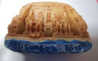 ABU SIMBEL EGYPT magnet