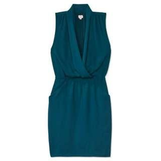 "$168 Aritzia Wilfred ""Sabine' Dress Size XS"