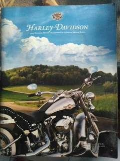 Buku manual Harley Davidson